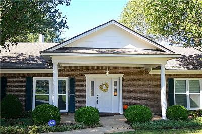 Montgomery Single Family Home For Sale: 327 Hillabee Drive