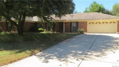Montgomery Single Family Home For Sale: 3814 Rouse Ridge Road