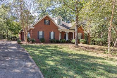 Prattville Single Family Home For Sale: 102 Asbury Drive