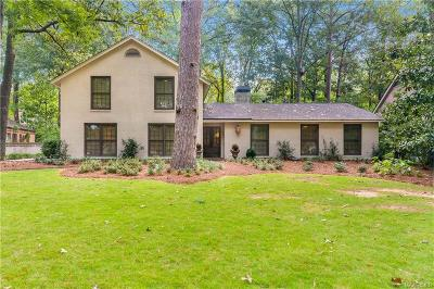 Montgomery Single Family Home For Sale: 1739 Croom Drive