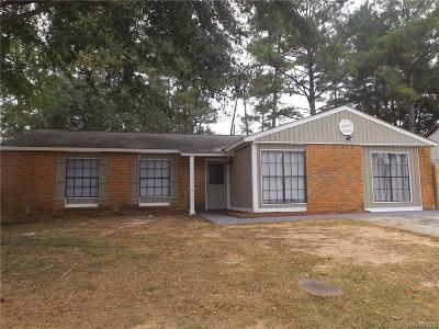 Single Family Home For Sale: 245 Pinewood Drive
