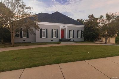 Wynlakes Single Family Home For Sale: 7124 Wyngrove Drive