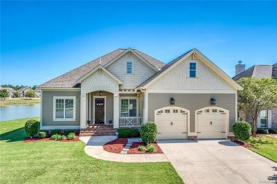 New Park Single Family Home For Sale: 9106 Chastain Park Drive