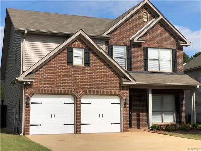 Montgomery Single Family Home For Sale: 6755 Overview Drive
