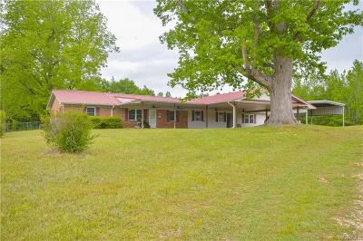 Wetumpka Single Family Home For Sale: 497 Red Hollow Road
