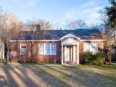 Montgomery Single Family Home For Sale: 3333 Lexington Road