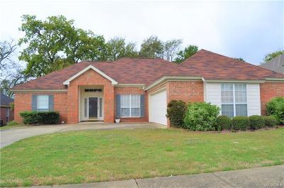 Montgomery Single Family Home For Sale: 2336 Young Farm Place