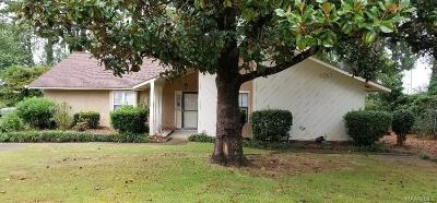 Montgomery Single Family Home For Sale: 5449 Dalphon Road
