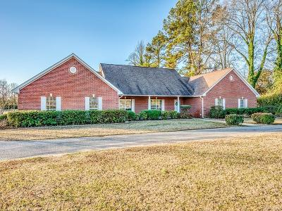 Rural Single Family Home For Sale: 4975 Old Selma Road