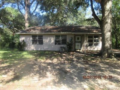 Montgomery Single Family Home For Sale: 3715 Dundale Road