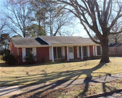 Montgomery Single Family Home For Sale: 835 Dumont Drive