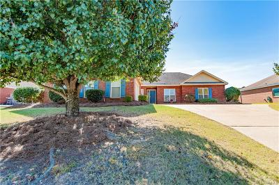 Montgomery Single Family Home For Sale: 7530 Forest Edge Lane