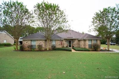 Prattville Single Family Home For Sale: 1812 Briarwood Street