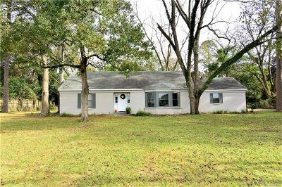 Wetumpka Single Family Home For Sale: 107 Austin Lane