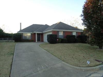 Deer Creek Single Family Home For Sale: 9502 Colleton Place