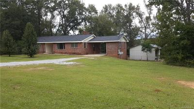 Rural Single Family Home For Sale: 1154 Holtville Road