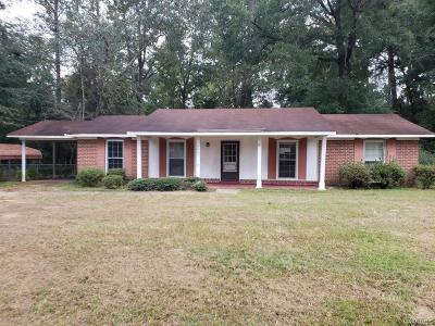 Selma Single Family Home For Sale: 2403 Springdale Street