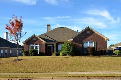 Deer Creek Single Family Home For Sale: 8807 Marston Way