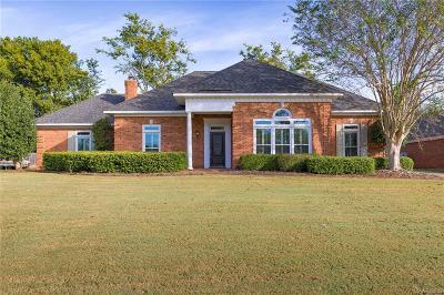 Sturbridge Single Family Home For Sale: 8537 Plantation Ridge Road
