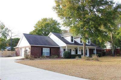 Enterprise Single Family Home For Sale: 401 Pebble Creek Lane