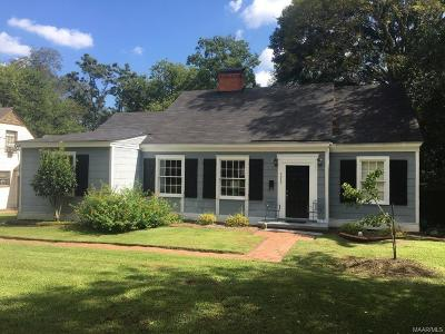 Montgomery Single Family Home For Sale: 3235 Wellington Road