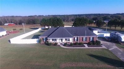 Enterprise Single Family Home For Sale: 6138 County Road 708 Road