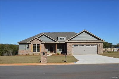 Enterprise Single Family Home For Sale: 106 Crest Hill Drive
