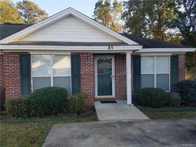 Millbrook Single Family Home For Sale: 85 Jamestown Loop
