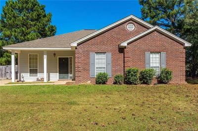 Wetumpka Single Family Home For Sale: 327 Williams Road