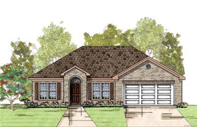 Wetumpka Single Family Home For Sale: 16 Coventry Trail