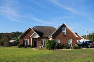 Enterprise Single Family Home For Sale: 3651 County Road 708