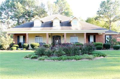 Montgomery Single Family Home For Sale: 432 Allens Trail