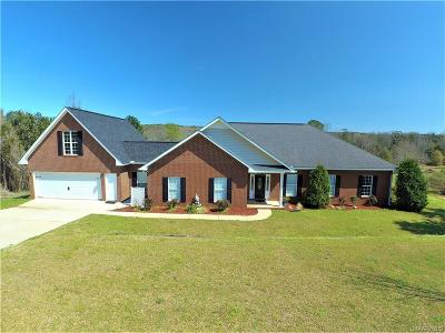 Enterprise Single Family Home For Sale: 778 County Road 558