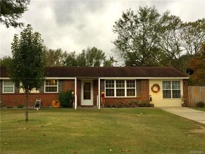 Prattville Single Family Home For Sale: 209 Cherry Drive