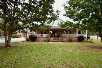 Tallassee Single Family Home For Sale: 2385 Ware Road