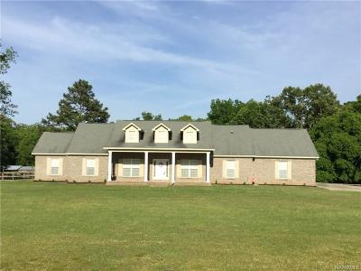 Tallassee Single Family Home For Sale: 99 Ware Road