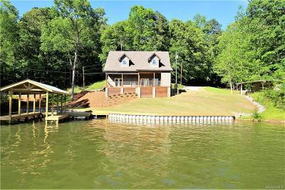 Titus Single Family Home For Sale: 424 Lake Shore Drive