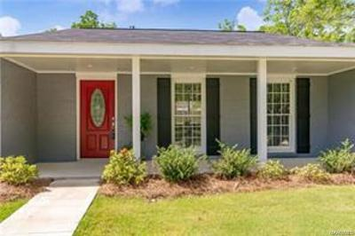 Montgomery Single Family Home For Sale: 2908 Lansdowne Drive