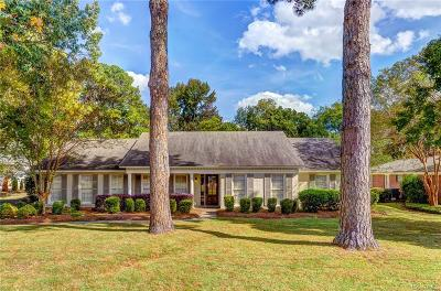 Montgomery Single Family Home For Sale: 1725 Radcliffe Road