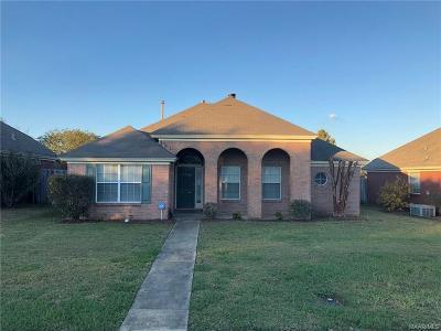 Deer Creek Single Family Home For Sale: 8731 Ridgestone Court