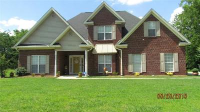 Montgomery Single Family Home For Sale: 7107 Fairway Drive
