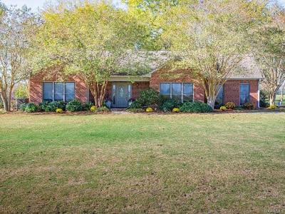 Montgomery Single Family Home For Sale: 5848 Trotman Drive