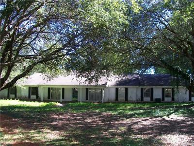 Prattville Single Family Home For Sale: 1856 Highway 31 Road N
