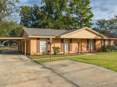 Montgomery Single Family Home For Sale: 3253 Windwood Drive