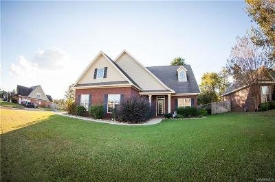 Prattville Single Family Home For Sale: 627 Prairieview Drive