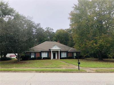 Montgomery Single Family Home For Sale: 8112 Dogwood Lane