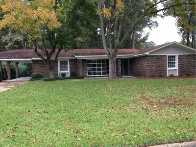 Selma Single Family Home For Sale: 514 Hampton Road