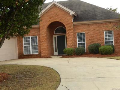 Montgomery Single Family Home For Sale: 9206 Hanston Place