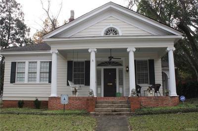 Montgomery Single Family Home For Sale: 24 Felder Avenue