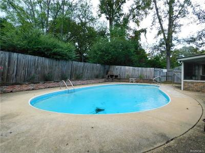 Prattville Single Family Home For Sale: 303 Woodvale Road